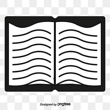 Le Livre Noir Et Blanc Png Vecteurs Psd Et Icones Pour