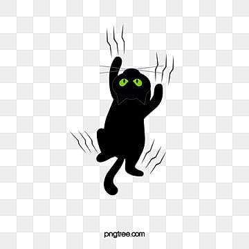 Czarny Kot Obrazy Png Wektory I Pliki Psd Darmowe Pobieranie