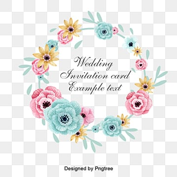 Flower Circle Png Images Vectors And Psd Files Free Download On