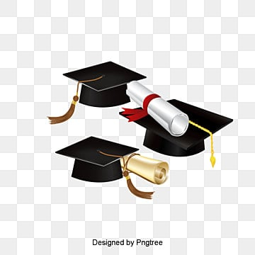 graduation cap material, Cartoon Hand Drawing, Graduation Cap, Bachelor Cap PNG and PSD