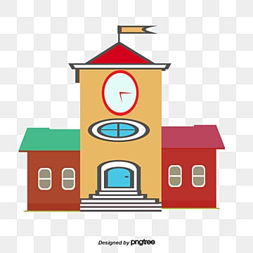 school building png vectors psd and clipart for free download rh pngtree com cartoon school building 3d cartoon school building 3d