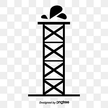 oil rig png  vectors  psd  and clipart for free download Oilfield Graphics oilfield clipart for stickers