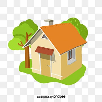 Cartoon House Png Vector Psd And Clipart With Transparent