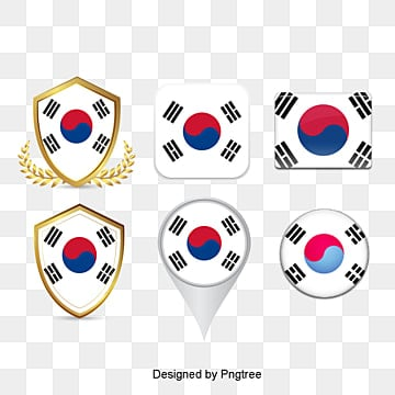 vector korean png images vectors and psd files free download on rh pngtree com north korea flag vector north korea flag vector