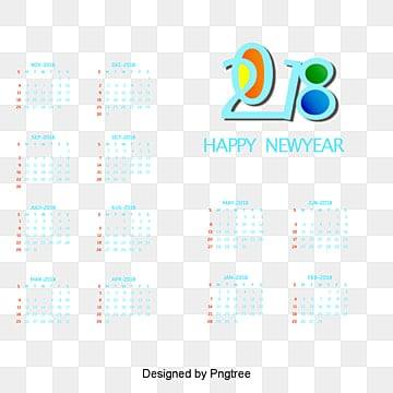 Calendar Template PNG Images | Vectors and PSD Files | Free Download ...