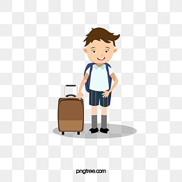 السياح المسافرين عن طريق البحر, سائح, عطلة, قميص زهري PNG و فيكتور