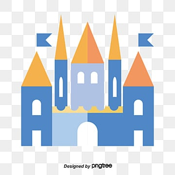 Castle Vector Png, Vector, PSD, and Clipart With Transparent