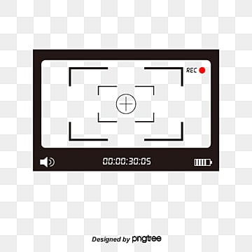 Video Recording PNG Images | Vector and PSD Files | Free