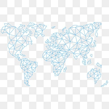 Line South Africa Map, Line Clipart, Africa Clipart, Map Clipart PNG Image  And