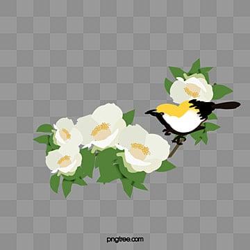 весной Зеленые листья и птица, весной Зеленые листья и птица, весна фон, весна рамкаPNG и вектор