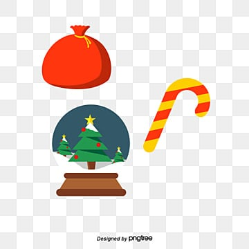Christmas illustration decorations, Christmas Tree, Evening Party, Christmas PNG and PSD