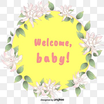 welcome baby png images vectors and psd files free download on