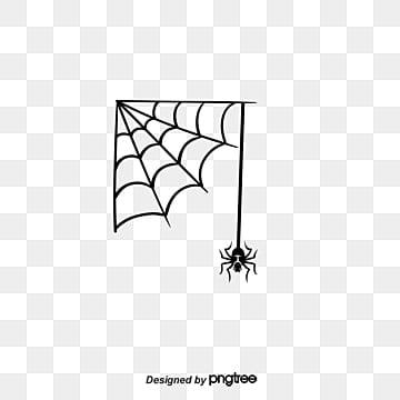 La toile d'araignée effrayant, Le Vecteur De PNG, Araignée, Toile D'araignéePNG et vecteur