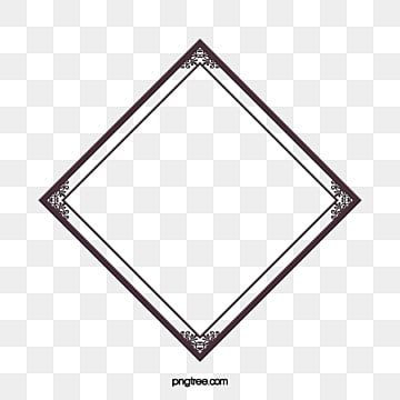 Diamond Border PNG Images | Vector and PSD Files | Free ...
