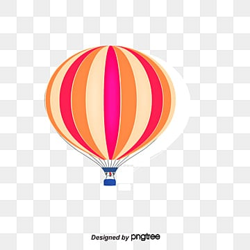 stripe balloon vector png hot air balloon tourism png and vector