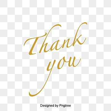 Thank You Clipart, Download Free Transparent PNG Format ...