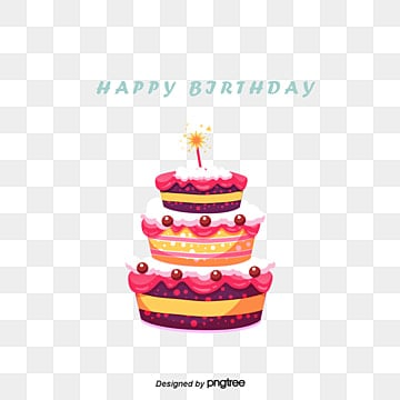Birthday Cake PNG Images, Download 2,357 Birthday Cake PNG