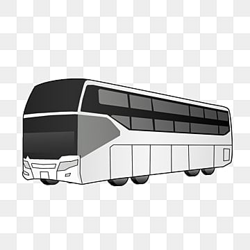 Luxury Bus PNG Images | Vector and PSD Files | Free Download