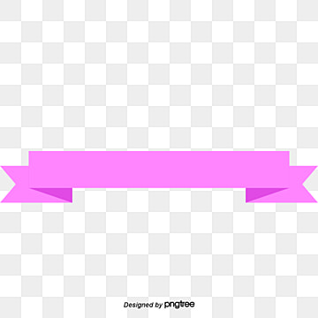 Ribbon Vector material, Colored Ribbon, Banner, Three-dimensional PNG and Vector