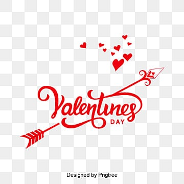 Valentine element, Love, WordArt, Romantic PNG and Vector