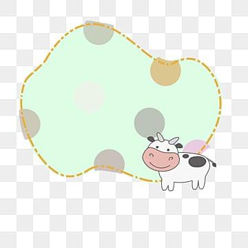 Cow kawaii. Clipart download free transparent