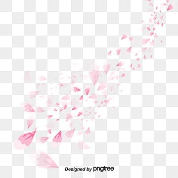 Scattered flower petals, Pretty Flowers, Petals Falling, Rose PNG and PSD
