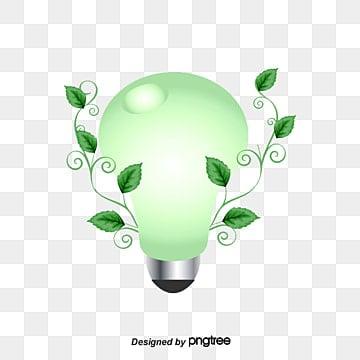 Energy Saving Light Bulbs Environmental Protection Bulb PNG And