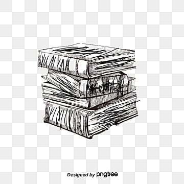 Scattered Books PNG Images | Vector and PSD Files | Free