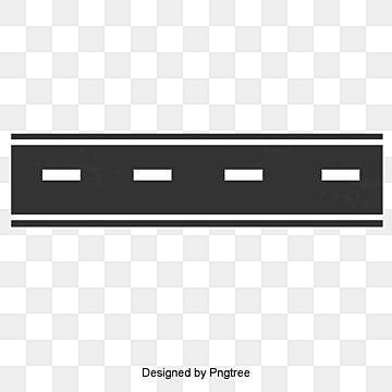 Road design vector material, The Way, Road, Vehicle PNG and Vector