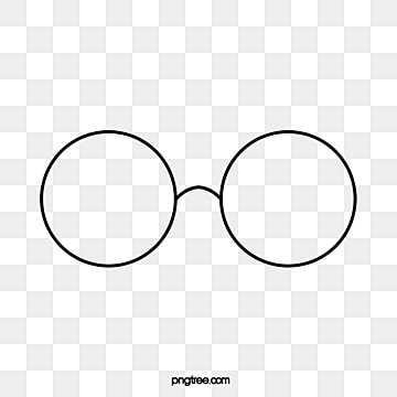 Glasses Frames PNG Images | Vector and PSD Files | Free ...