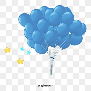 balloon, Cartoon Balloons, Cartoon Elements, Cartoon PNG and PSD