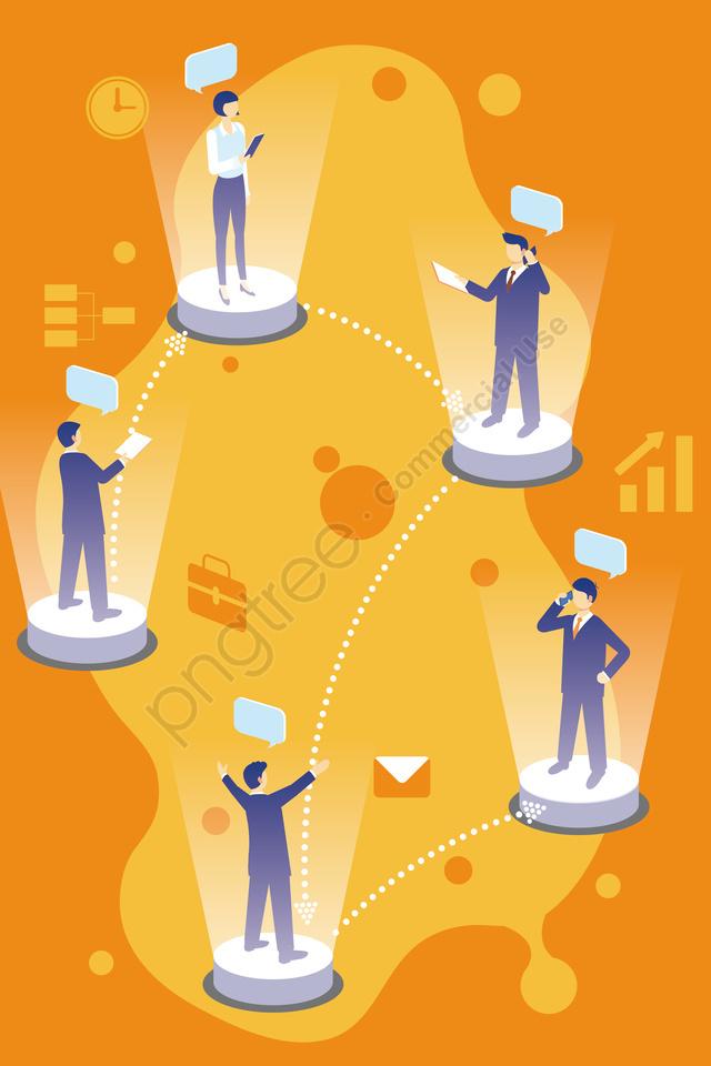 бизнес офис общение общаться с, заседание, интернет, информация llustration image