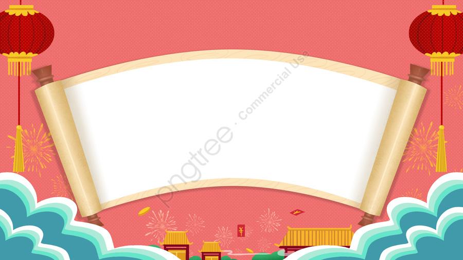 コーラルオレンジセクター春祭り中国風, 旗, コーラルオレンジ, セクター llustration image