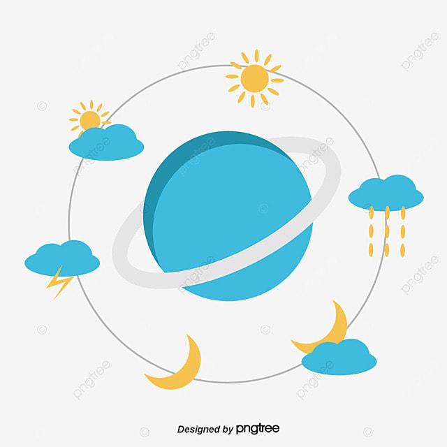 Trái đất Ngày Phim Hoạt Hình Vẽ Tay, Màu Nước, Tươi, Màu Vàng. llustration image