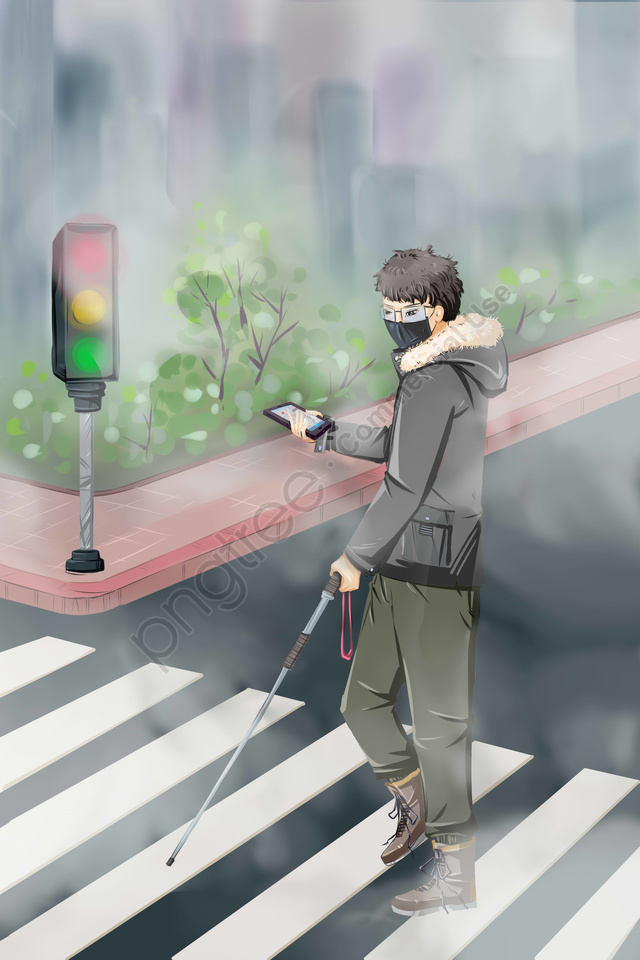 حماية البيئة البيئية كاريكاتير قناع أعمى الضباب الدخاني مدينة التلوث الحضري صورة توضيحية على Pngtree غير محفوظة الحقوق