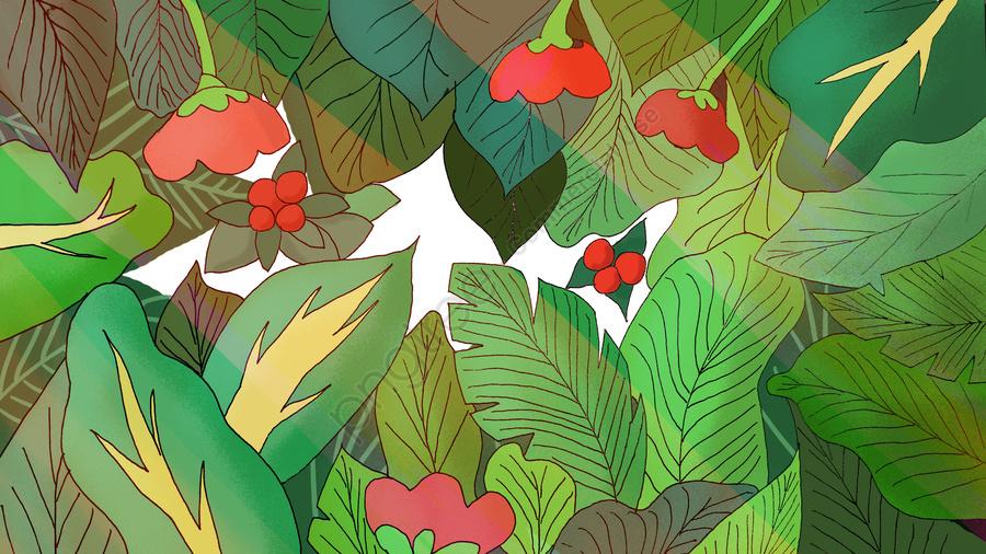 花はセン息を残します, 屋外の, リラックス, 青年 llustration image