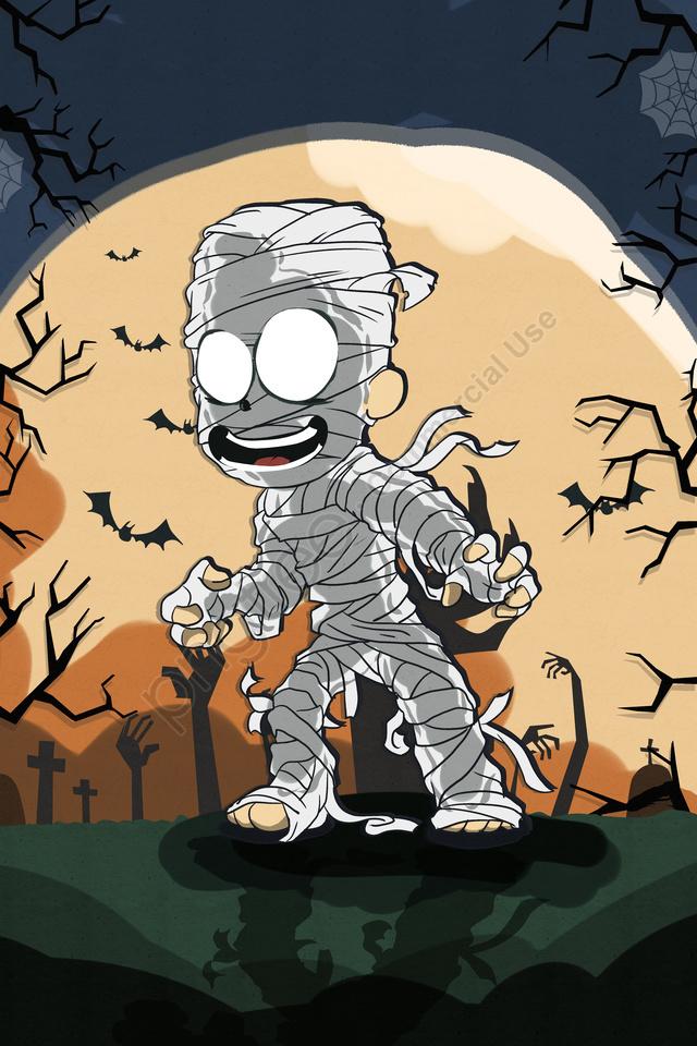 Lễ Hội Halloween Lễ Hội Zombie Dơi, Bên Nhau, Những Ngày Lễ, Hình Minh Họa llustration image