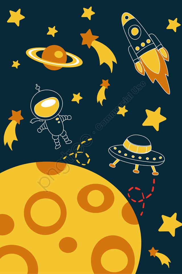 illustration starry sky universe science fiction, Minh, Mộng, Graffiti llustration image