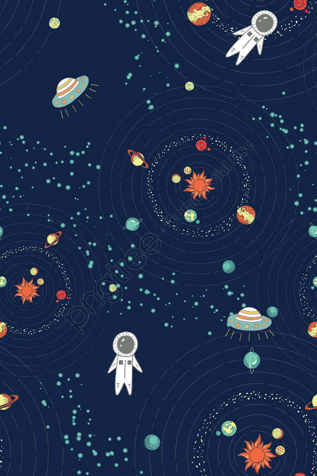 चित्रण तारों भरा आकाश ब्रह्मांड विज्ञान कथा, कल्पना, भित्तिचित्र, कार्टून llustration image