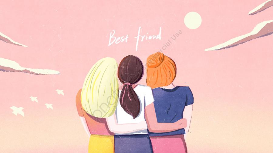 International Friendship Day Friendship Day Friendship Friend, Festival, Friendship, Friend llustration image