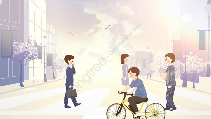 современное движение проезжает путь, общий велосипед, велоспорт, ходить llustration image