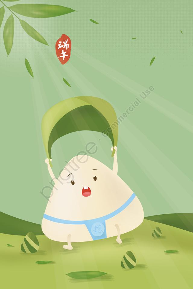 運行蝎子娃娃男孩卡通q版骰子龍舟節插圖蝎子圖像, 第五五月, 粽子, 文化民俗 llustration image