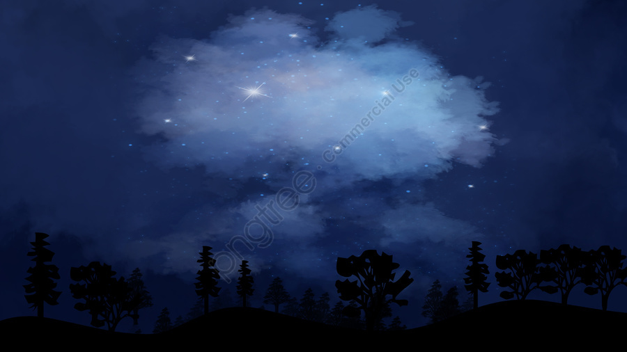 आकाश तारा तारे आकाश रात, चित्रण, आकाश, स्टार llustration image