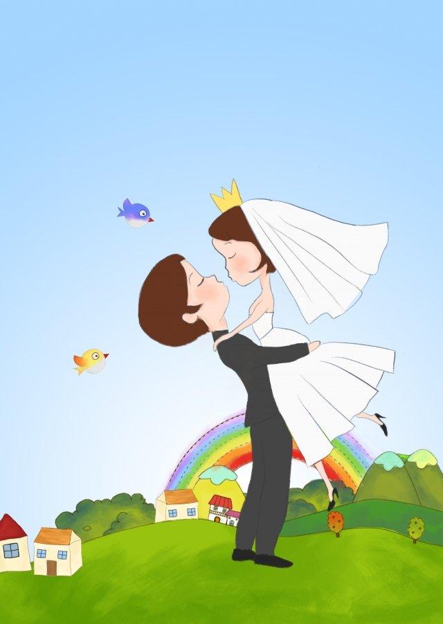 520 valentines day boy girl illustration image
