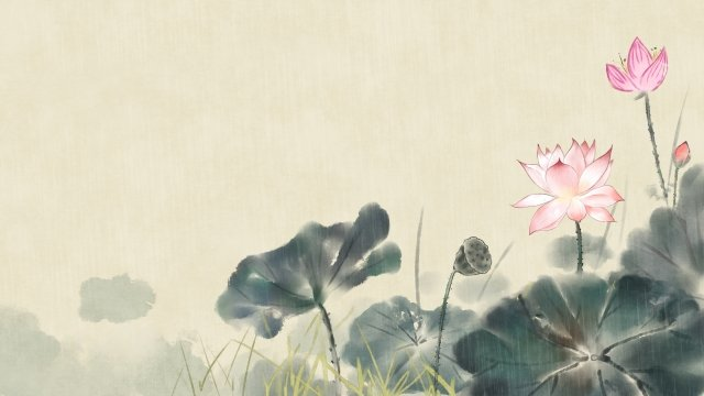 ancient flower painting flower painting antiquity chinese style llustration image illustration image