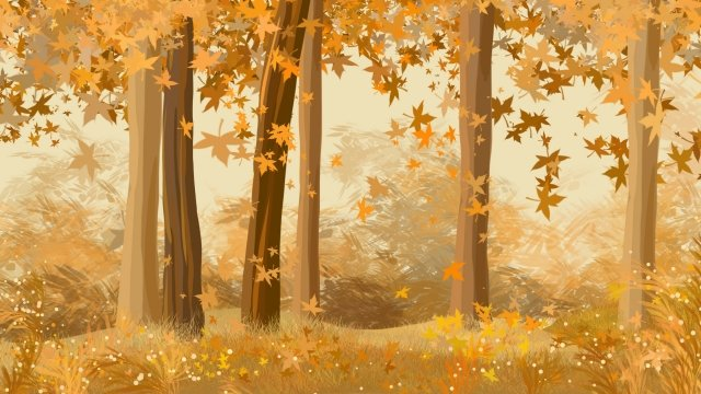 autumnal illustration illustration scenes fall llustration image illustration image