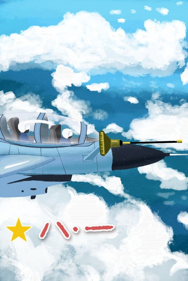 bayi army day air force pilot llustration image