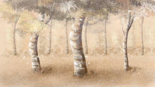सुंदर परिदृश्य परिदृश्य पृष्ठभूमि वन चित्रण छवि