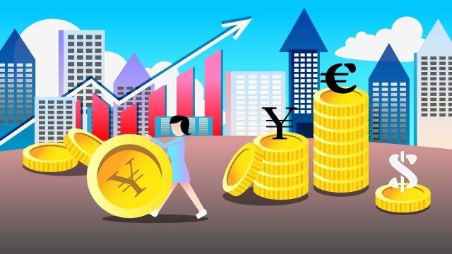 бизнес финансовые справочные материалы Ресурсы иллюстрации Иллюстрация изображения