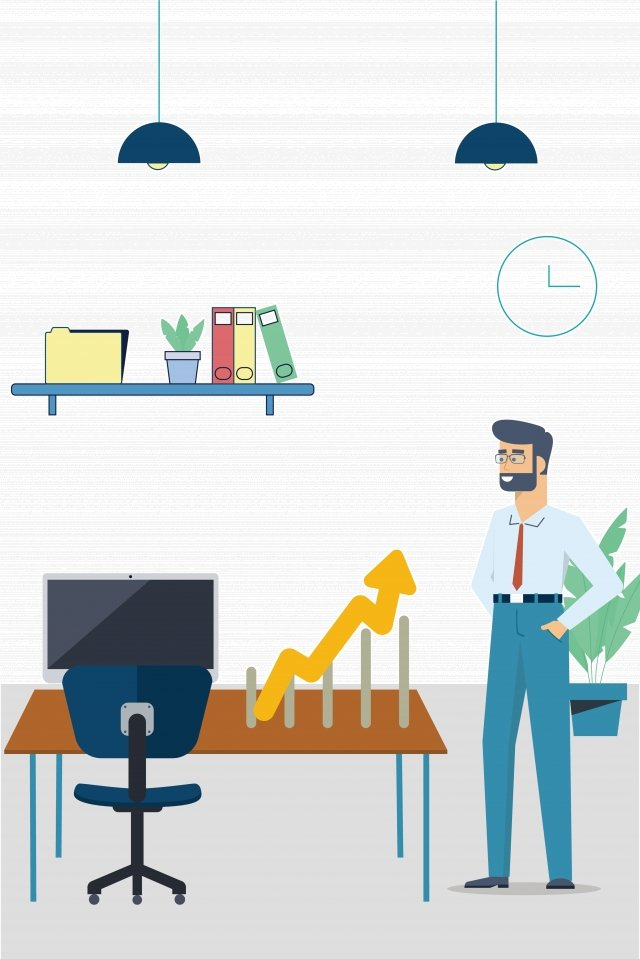 business jobs arrow promotion, Business, People, Jobs illustration image
